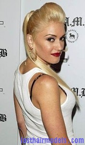 gwen stefani3 177x300 Pomp Ponytail