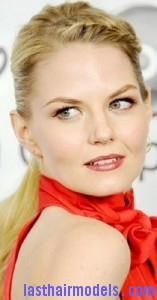 jennifer morrison3 157x300 Jennifer Morrison With Front Braids