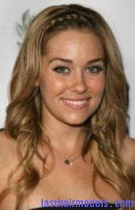 lauren conrad 192x300 Methods To Braid Fringes
