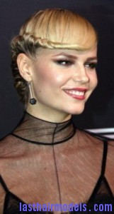 natasha poly3 161x300 Natasha Poly With Retro Updo