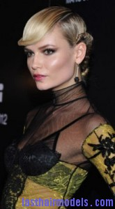 natasha poly4 165x300 Natasha Poly With Retro Updo