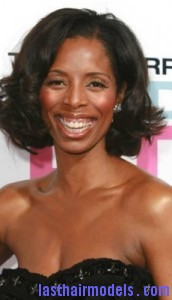tasha smith 172x300 Full Bodied Bob Hairstyle