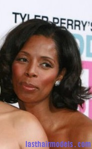 tasha smith3 185x300 Full Bodied Bob Hairstyle