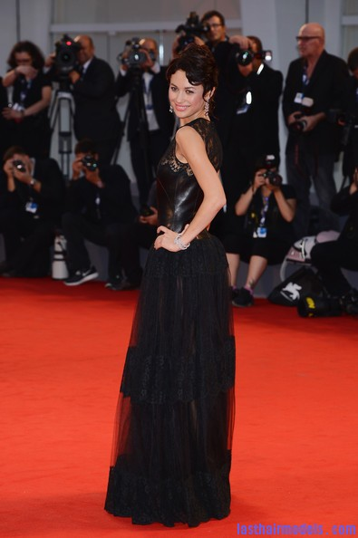 Olga+Kurylenko+Wonder+Premiere+69th+Venice+nMaLsmTl8Yll Olga Kurylenko's curled updo: Making the most in panache!