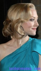 amanda seyfried3 173x300 Lazy Chignon