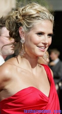 Heidi Klum5 Last Hair Models Hair Styles Last Hair