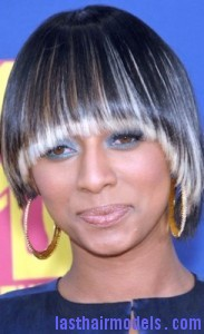 keri hilson1 183x300 Keri Hilson With A Bowl Cut