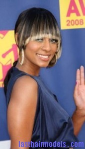 keri hilson31 171x300 Keri Hilson With A Bowl Cut