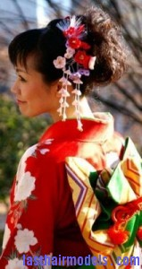kimono hairstyle6 159x300 kimono hairstyle6