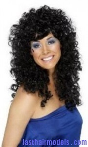 poodle curls 180x300 Hairstyle With Poodle Curls