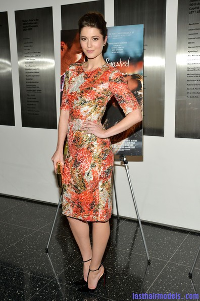 Mary+Elizabeth+Winstead+Heels+Evening+Pumps+8bJoNi85RAql Flaunting simple buns like Mary Elizabeth Winstead..