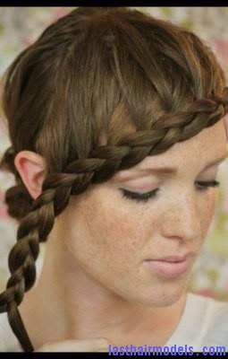 Fabulous Bang Braid Hairstyle Last Hair Models Hair Styles Last Hair Hairstyles For Men Maxibearus