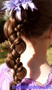 five strand dutch braid2 174x300 Five Strand Dutch Braid