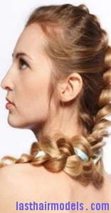 five strand dutch braid8 156x300 Five Strand Dutch Braid