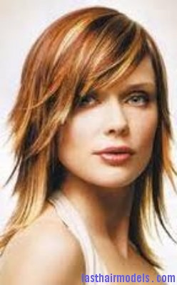 Hairstyles Layers Increased Hair Cut Rebonded Layered
