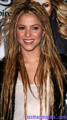 Shakira Last Hair Models Hair Styles Last Hair