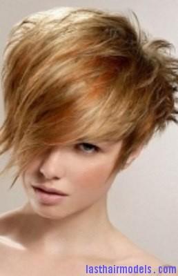 wedge hair style