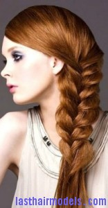 side french braid4 156x300 Side French Braid