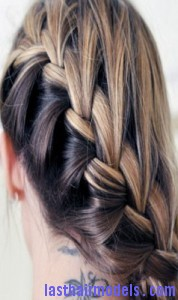 side french braid8 178x300 Side French Braid