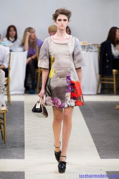 Antonio+Marras+Spring+2013+p7rHs W4QCil Messy updos: Nineties in fashion!