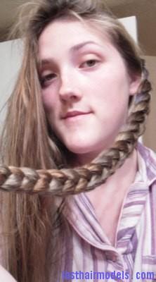 Strange Chain Braid Pigtails8 Last Hair Models Hair Styles Last Hair Hairstyles For Men Maxibearus