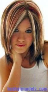kelly clarkson8 158x300 Kelly Clarkson With Chunky Highlights