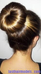 hair donut bun2
