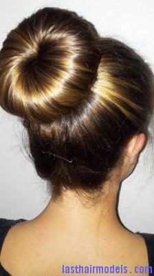 Stupendous Hair Donut Bun Last Hair Models Hair Styles Last Hair Models Short Hairstyles For Black Women Fulllsitofus