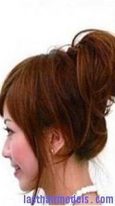 hair donut bun4