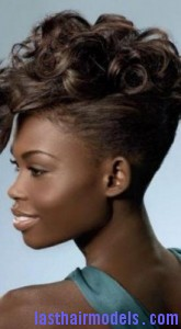 High-Fade Faux Hawk | Last Hair Models , Hair Styles