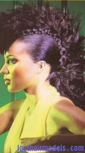 mohawk ponytail2 168x300 Mohawk Ponytail