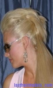mohawk ponytail4 182x300 Mohawk Ponytail