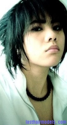 how to do an invisible part weave : sasuke hair7 Last Hair Models , Hair Styles Last Hair Models, Last ...