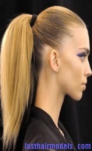 teased ponytail3