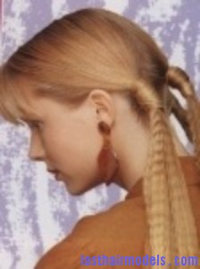 crimped ponytail2