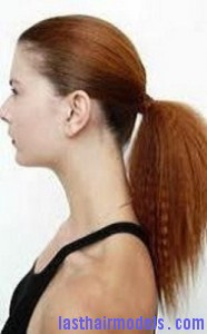 crimped ponytail4 186x300 Crimped Ponytail