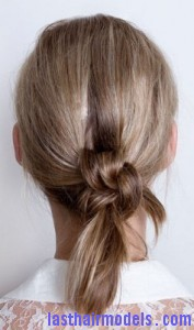 double-knot ponytail4