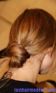 double-knot ponytail5