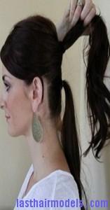 double ponytail8