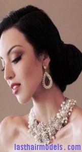 flamenco chignon6