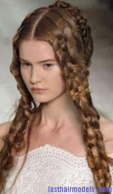 Medieval Braid2 Last Hair Models Hair Styles Last