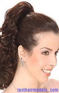 overlay ponytail