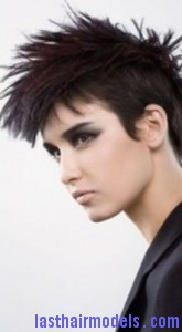 punk rock hairstyle2