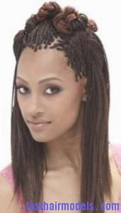 slip knot micro braids2