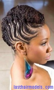 updo cornrows7