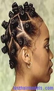 zulu knots2 177x300 Hairstyle With Zulu Knots