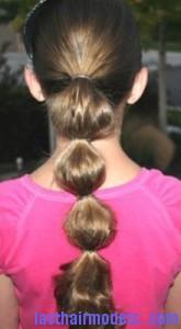 bubble ponytail2