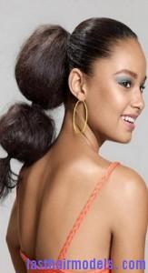 bubble ponytail3