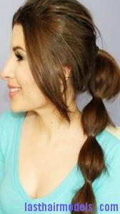 bubble ponytail4