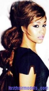 bubble ponytail5
